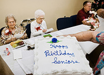 Birthday Parties For Senior Citizens