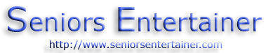 Seniors Entertainer logo